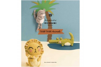Rico Ricorumi - Wild Wild Animals (Booklet)