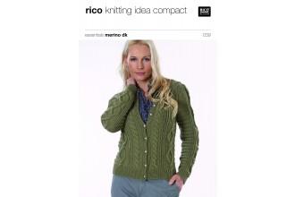 Rico Knitting Idea Compact 039 (Leaflet) Essentials Merino DK