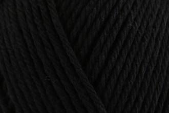 Rowan Pure Wool Superwash Worsted - Black (109) - 100g