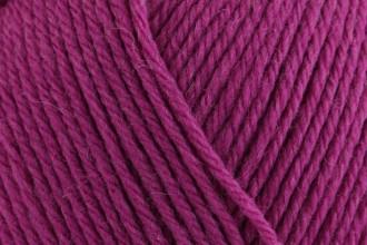 Rowan Pure Wool Superwash Worsted - Magenta (119) - 100g