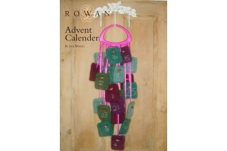 Rowan - Advent Calender in Kid Classic (downloadable PDF)