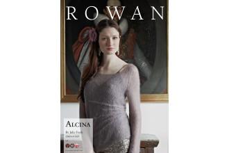 Rowan - Alcina Top in Kidsilk Haze (downloadable PDF)