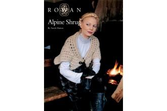 Rowan - Alpine Shrug in Rowan Big Wool (downloadable PDF)