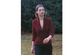 Rowan - A Seasons Tale - Paisley Sweaters by Kim Hargreaves in Kidsilk Haze or Felted Tweed DK (downloadable PDF)