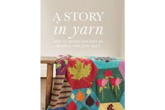 Dee Hardwicke - A Story in Yarn (book)