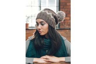 Rowan - Loves 5 - Bethel Hat in Kid Classic or Hemp Tweed (downloadable PDF)