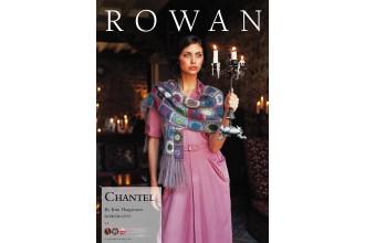Rowan - Chantel Wrap in Kidsilk Haze (downloadable PDF)