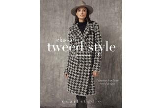 Quail Studio - Classic Tweed Style (book)