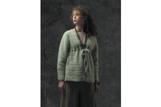 Rowan - The Cocoon Collection - Dory Cardigan by Marie Wallin in Cocoon (downloadable PDF)
