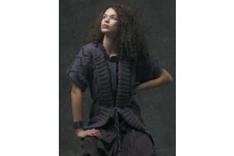Rowan - The Cocoon Collection - Iva Cardigan by Marie Wallin in Cocoon (downloadable PDF)