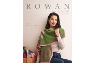 Rowan - Dee Hardwicke - Seasonal Palette - Cotton Cashmere (book)