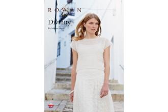 Rowan - Divinity Top in Kidsilk Haze (downloadable PDF)