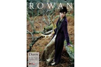 Rowan - Doon Longline Cardigan in Kid Classic (downloadable PDF)