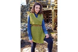 Rowan - Around Holme - Elmtree Jacket in Felted Tweed (downloadable PDF)