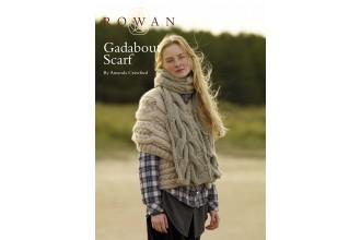 Rowan - Gadabout Scraft in Rowan Cocoon (downloadable PDF)