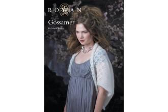 Rowan - Gossamer Shrug in Rowan Kidsilk Haze (downloadable PDF)