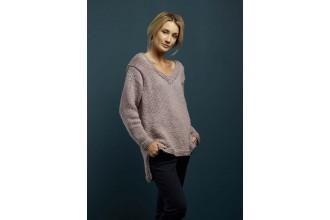 Rowan - Chunky Knits - Jessica Sweater in Big Wool (downloadable PDF)