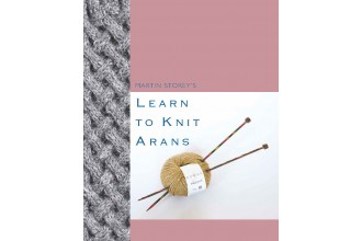 Martin Storey - Learn to Knit Arans (book)