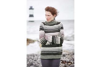 Rowan -  Lorenzo Sweater by Brandon Mably in Kid Classic (downloadable PDF)