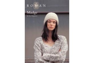 Rowan - Madge Hat in Rowan Big Wool (downloadable PDF)