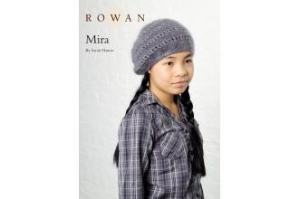 Rowan - Mira Hat in Kidsilk Haze, Shimmer (downloadable PDF)