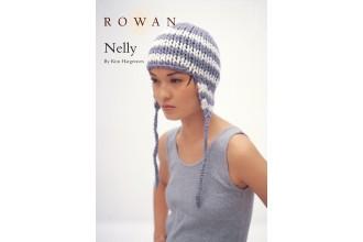 Rowan - Nelly Hat in Rowan Big Wool (downloadable PDF)