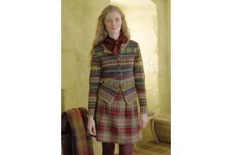 Rowan -  Orkney Cardigan by Marie Wallin in Felted Tweed DK (downloadable PDF)