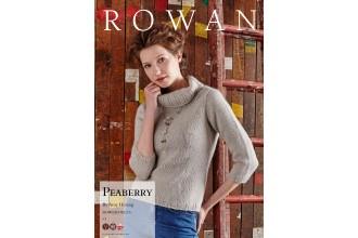 Rowan - Peaberry Jumper in Kid Classic (downloadable PDF)