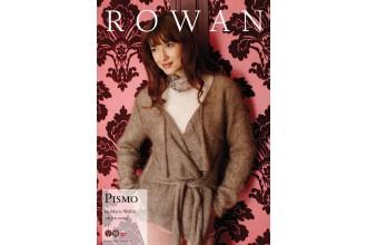 Rowan - Pismo Jacket in Kidsilk Haze Vintage (downloadable PDF)