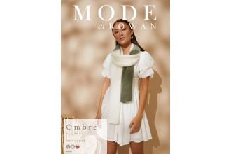 Rowan - MODE at Rowan Collection Four - Ombre - Wrap by Quail Studio in Kidsilk Haze (downloadable PDF)