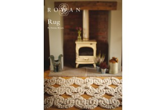 Rowan - Rug in Big Wool (downloadable PDF)