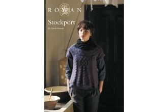 Rowan - Stockport Sweater in Rowan Cocoon (downloadable PDF)