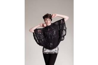 Rowan - Studio 22 - Suspend Poncho by Grace Melville in Big Wool (downloadable PDF)