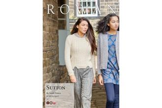 Rowan - Sutton Sweater in Kid Classic (downloadable PDF)