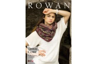 Rowan - Tribal Cowl in Kid Classic (downloadable PDF)