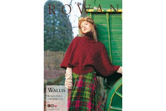 Rowan - Wallis Jumper in Kid Classic (downloadable PDF)