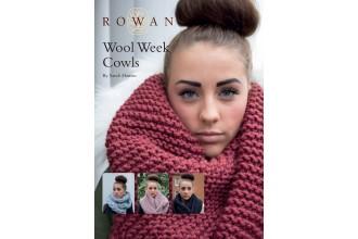 Rowan - Wool Week Cowls in Big Wool (downloadable PDF)