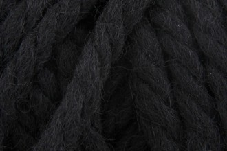 Rowan Big Wool - Black (008) - 100g