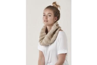 Rowan - Big Wool Knits - Mila Ribbed Cowl in Big Wool (downloadable PDF)