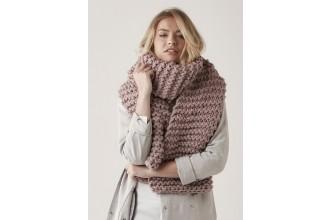Rowan - Big Wool Knits - Rosie Scarf in Big Wool (downloadable PDF)