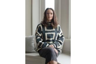 Rowan - Timeless Cocoon - Kukiko Sweater (downloadable PDF)