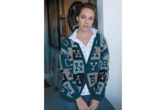 Rowan - Timeless Worsted - Rowan Yarns Cardigan & Sweater in Pure Wool Superwash Worsted (downloadable PDF)