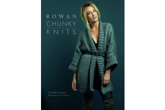 Rowan - Chunky Knits (book)