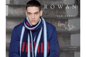 Rowan - Arne & Carlos New Nordic Mens (book)