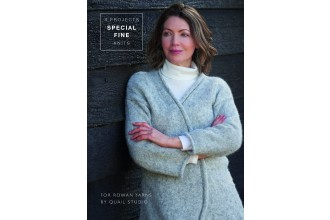 Rowan - 4 Projects - Special Fine Knits (book)