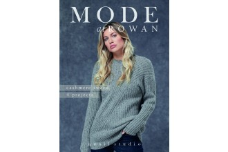 Rowan - 4 Projects - Cashmere Tweed (book)
