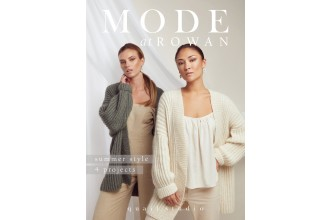 MODE at Rowan - Summer Style (Booklet)
