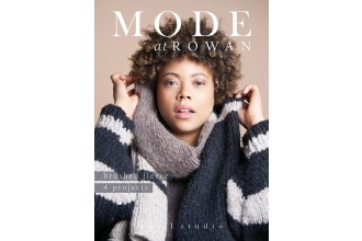 MODE at Rowan - 4 Projects - Brushed Fleece (booklet)