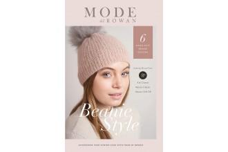 MODE at Rowan - Beanie Style (booklet)