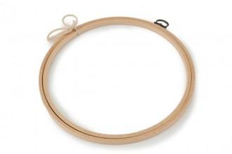 Siesta - Wooden Hanging Frame, Round, 20cm / 8in
